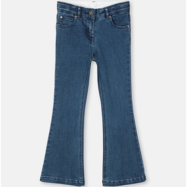 STELLA MCCARTNEY KIDS - Skinny Flare Denim