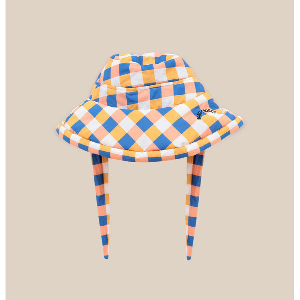 "BOBO CHOSES -""Catalogue of Marvelous Trades"" - Checker Hat"