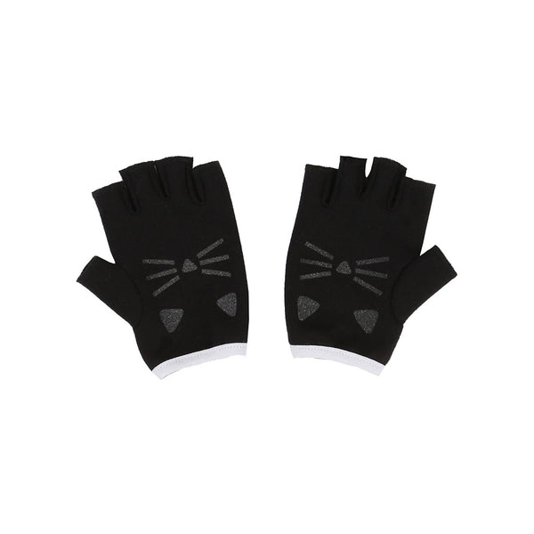 KARL LAGERFELD KIDS - Milano Choupette Fingerless Gloves