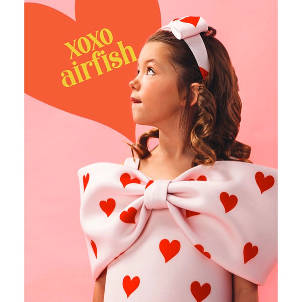 AIRFISH - Hearts Ariel Dress