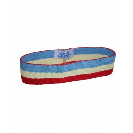 BANDY BUTTON - Wop Headband