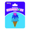 "iSCREAM - ""Ice Cream Cone"" Brightly Colored Decal with Rhinestones"