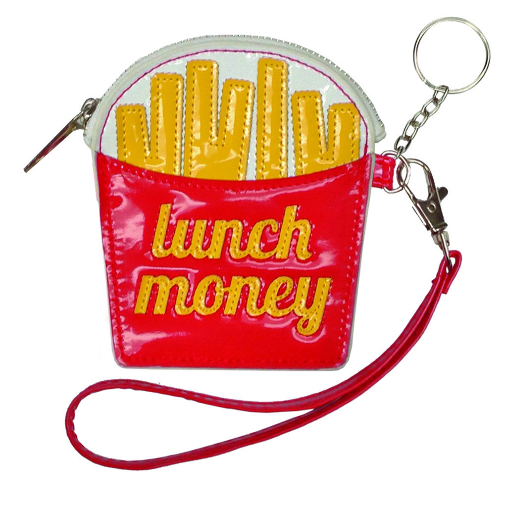 "iSCREAM - ""Lunch Money"" Purse Keychain"