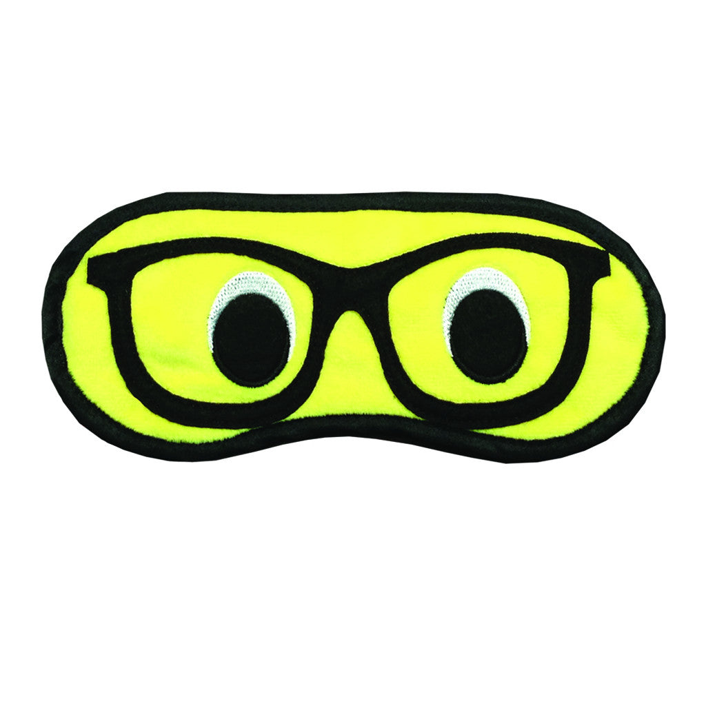 "iSCREAM - ""Nerd Eyes"" Eye Mask"