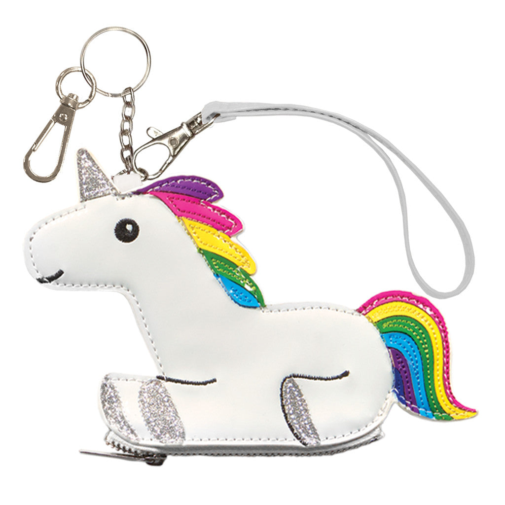 "iSCREAM - ""Unicorn"" Purse Keychain"