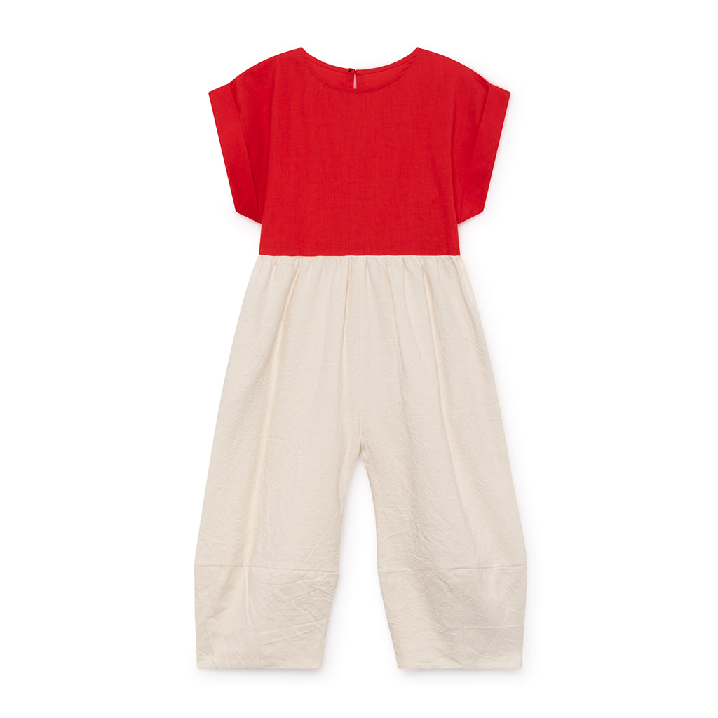 LITTLE CREATIVE FACTORY - Origami T-Shirt Jumpsuit