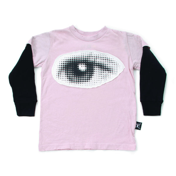 NUNUNU - Eye Patch T-Shirt