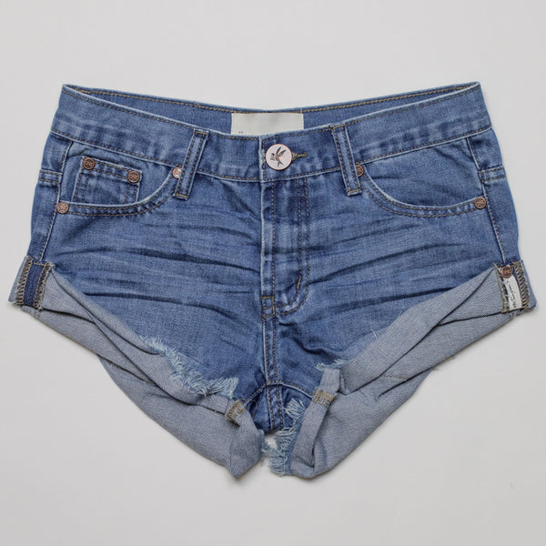 ONE TEASPOON - Bandits Denim Shorts