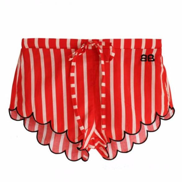 BANDY BUTTON - Rela Shorts