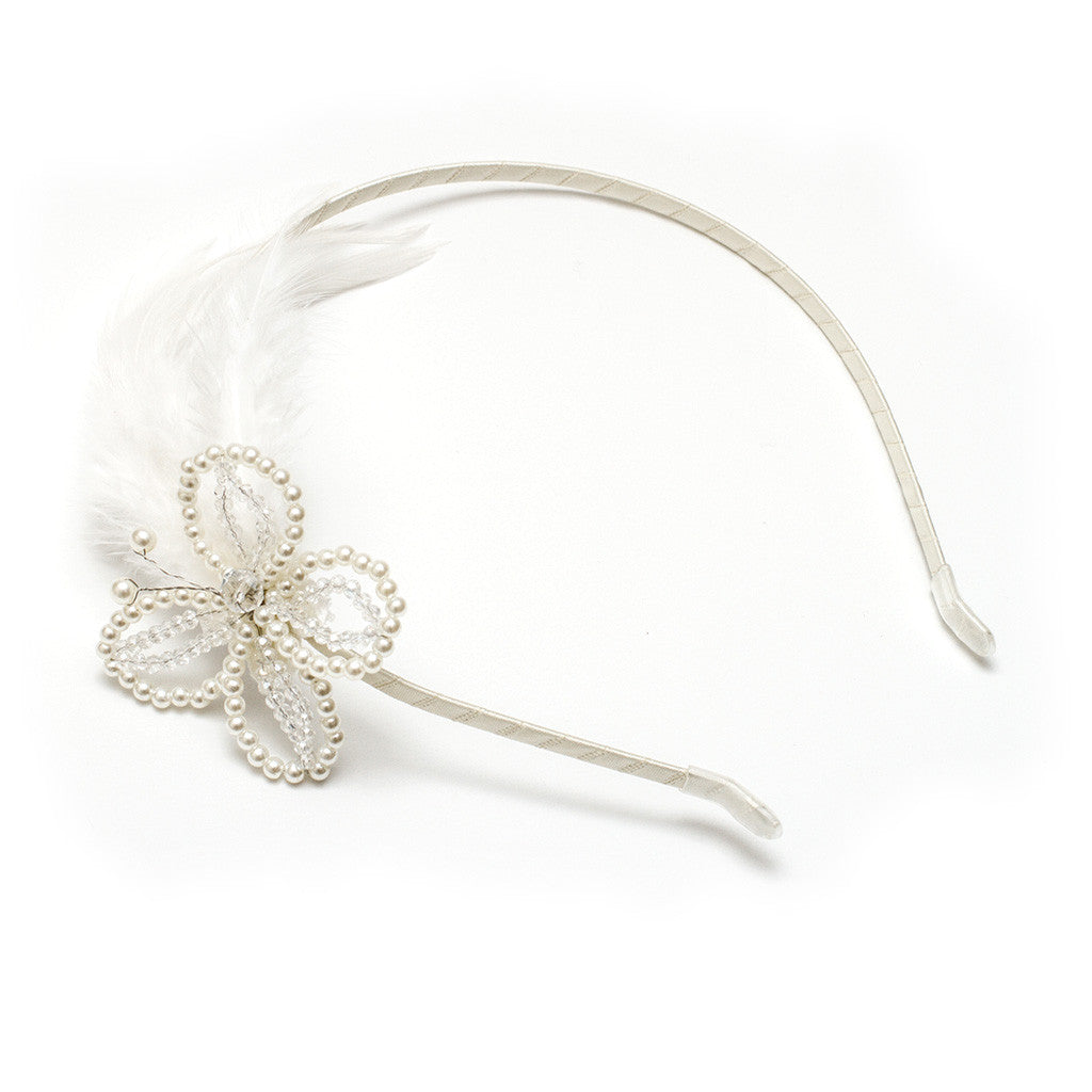 SIENNA LIKES TO PARTY - Floating Butterfly Headband