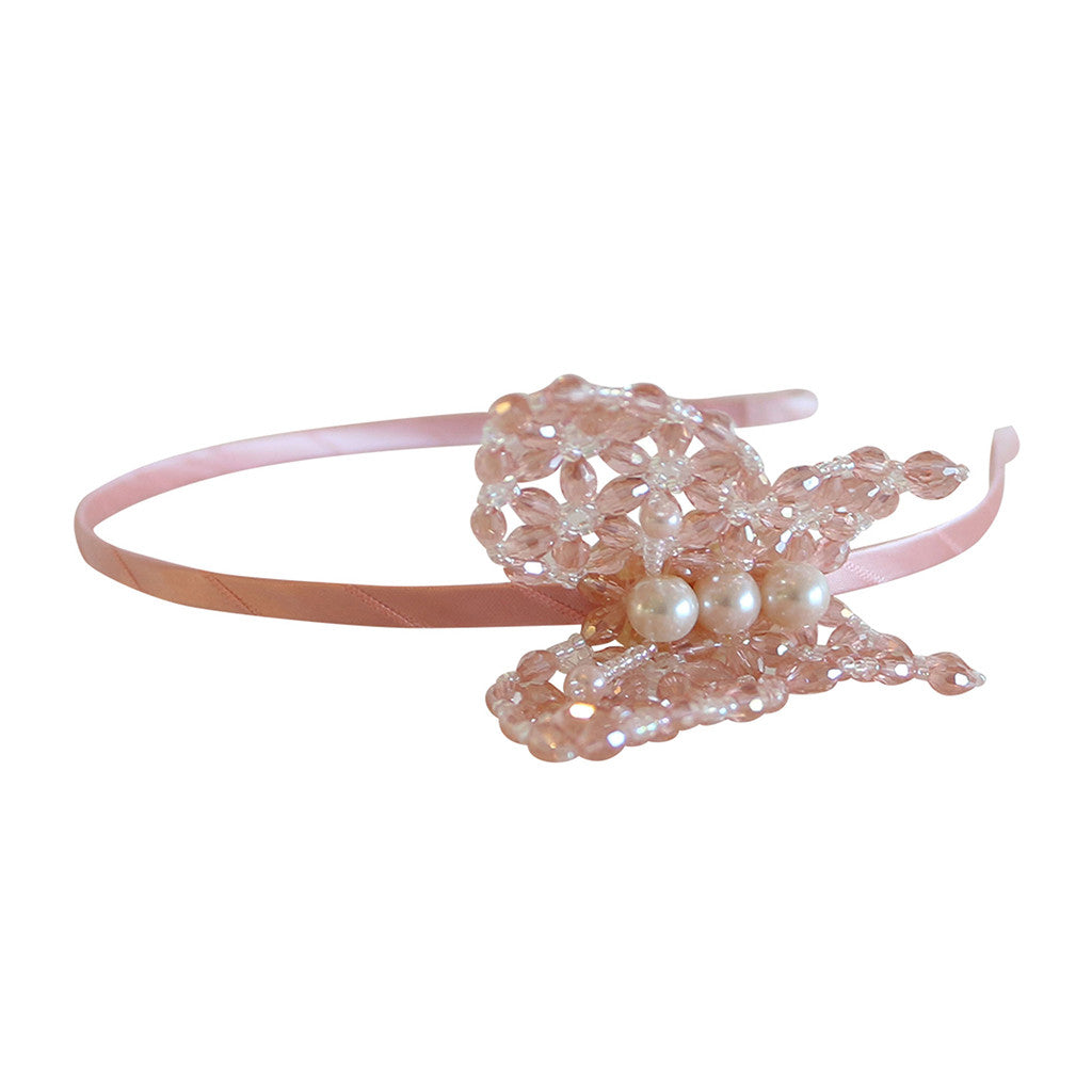 SIENNA LIKES TO PARTY - Flutter Me Headband