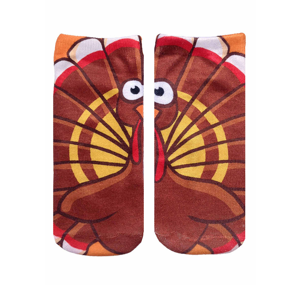 "LIVING ROYAL - ""Turkey"" Ankle Socks"