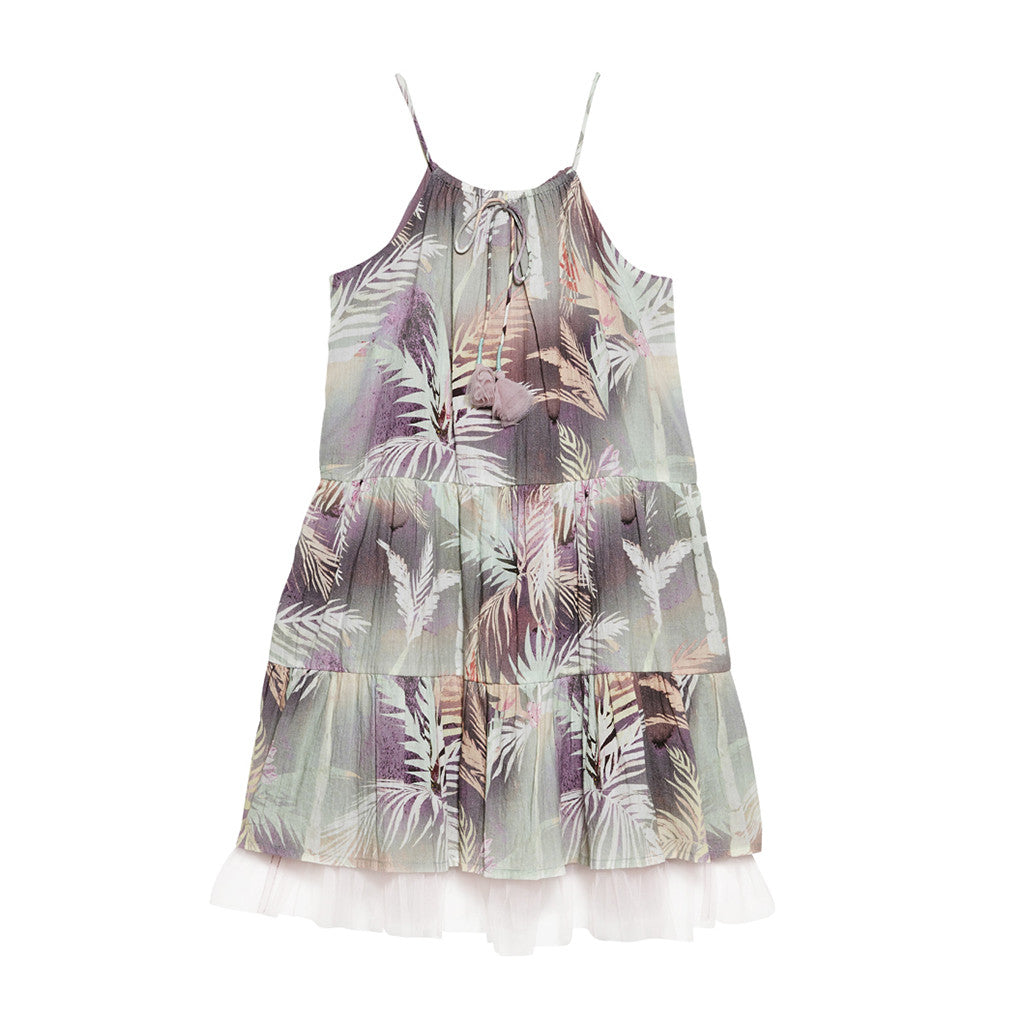 "TUTU DU MONDE - ""DESERT DAZE"" - Paradise Tiered Dress"