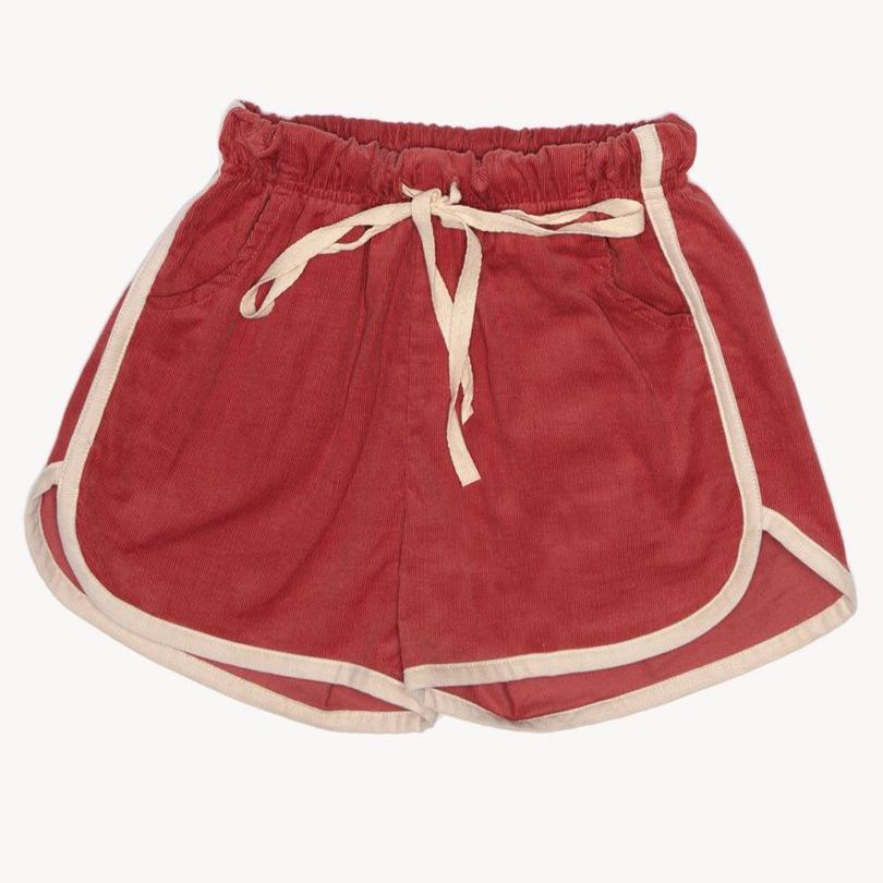 MILK & BISCUITS - Cord Retro Shorts