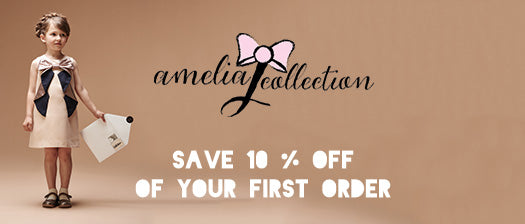 Discount On Fashionable Kids Clothes of Your First Order