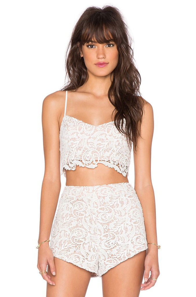 THE JETSET DIARIES Brasilia Bralette