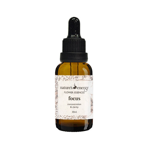 Flower Essence - Focus