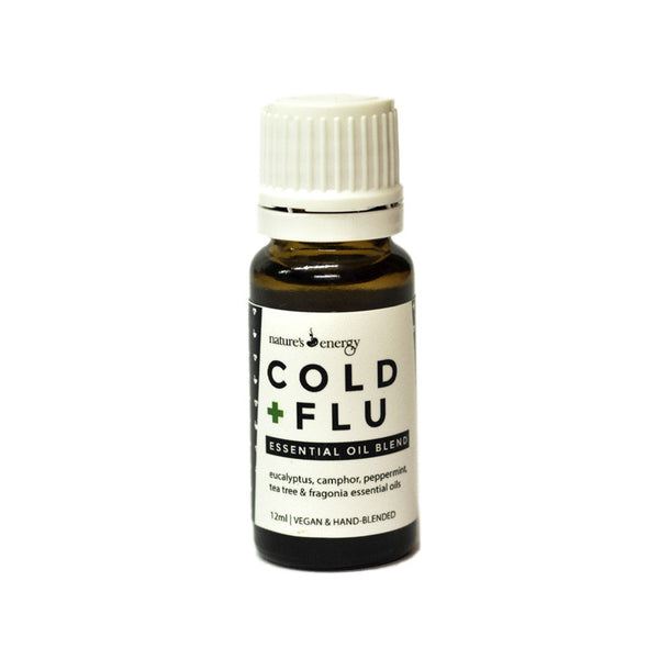 Cold & Flu - Essential Oil Blend