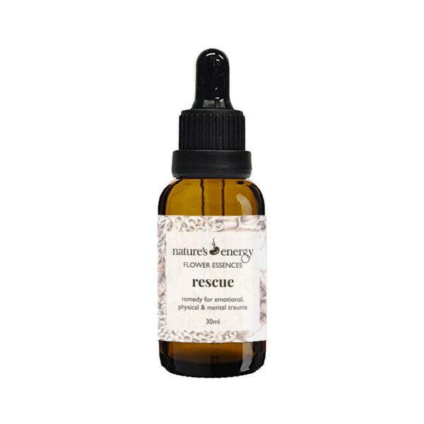 Flower Essence - Rescue