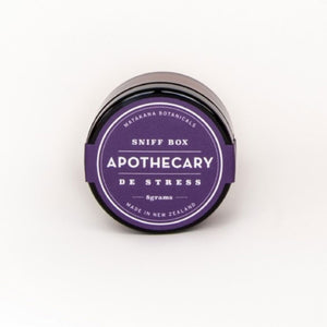 Load image into Gallery viewer, De-stress Apothecary Sniff Box - Matakana Botanicals