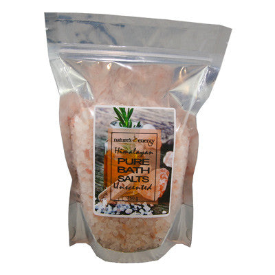 Himalayan Pure Bath Salts