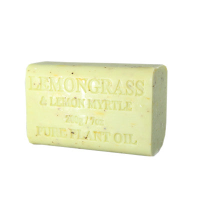 Soap - Herbal Lemongrass 200g
