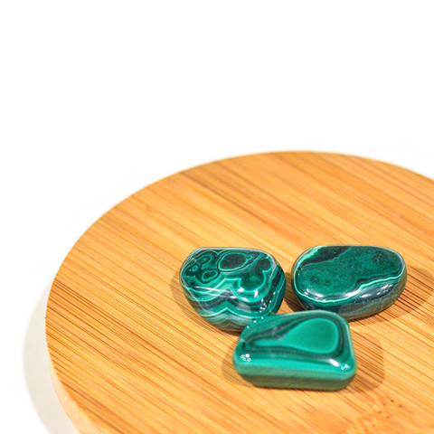Tumble Stones - Malachite