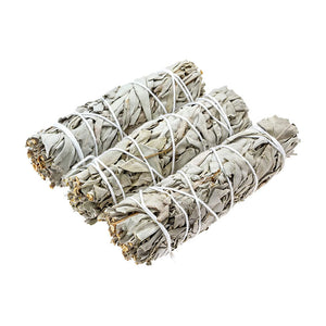 Cleansing - Smudge Stick (Mini) - White Sage