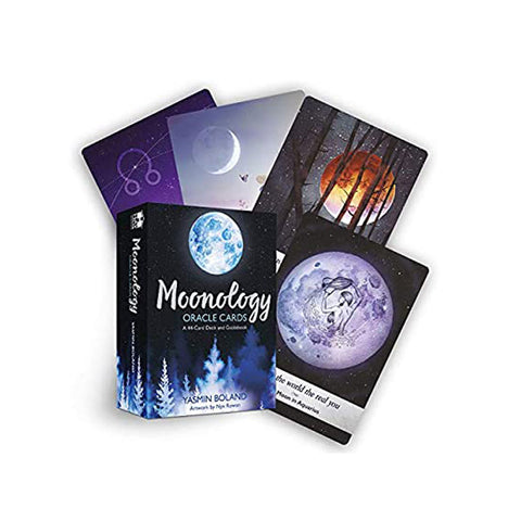 Moonology Oracle Deck - Yasmin Boland
