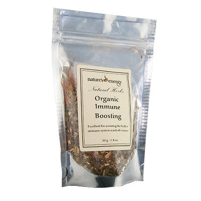 Organic Herbal Tea Blend - Immune Boosting
