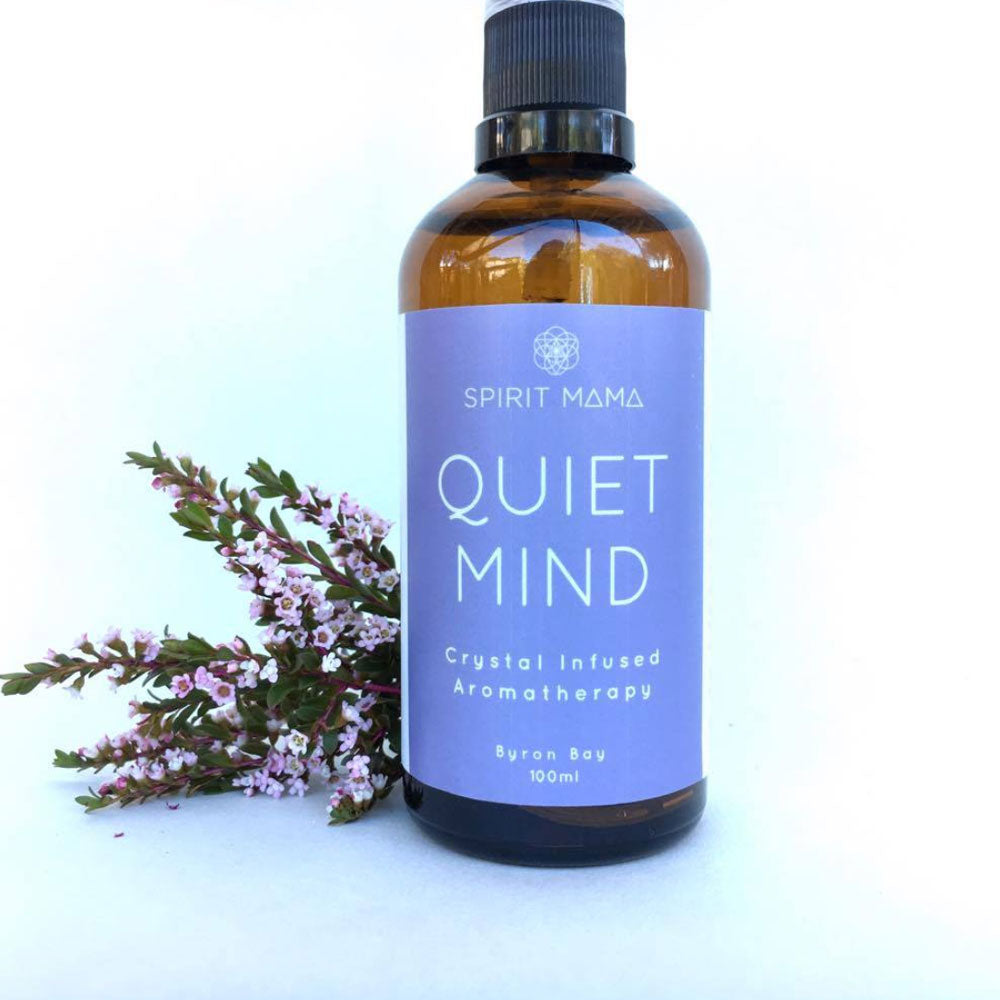 Load image into Gallery viewer, Quiet Mind Meditation Mist - Spirit Mama Apothecary