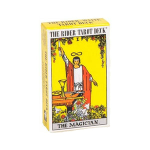 Load image into Gallery viewer, Standard Rider Waite Deck (Yellow)