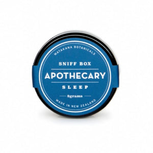 Load image into Gallery viewer, Sleep Apothecary Sniff Box - Matakana Botanicals