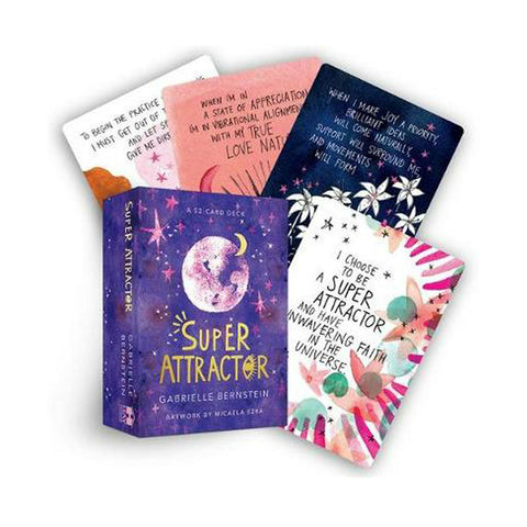 Super Attractor Oracle Deck - Gabrielle Bernstein