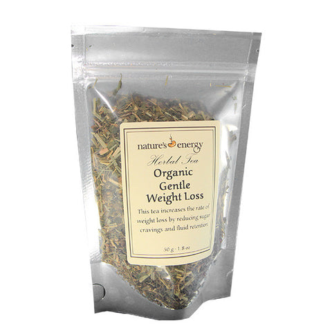 Organic Herbal Tea Blend - Gentle Weight Loss