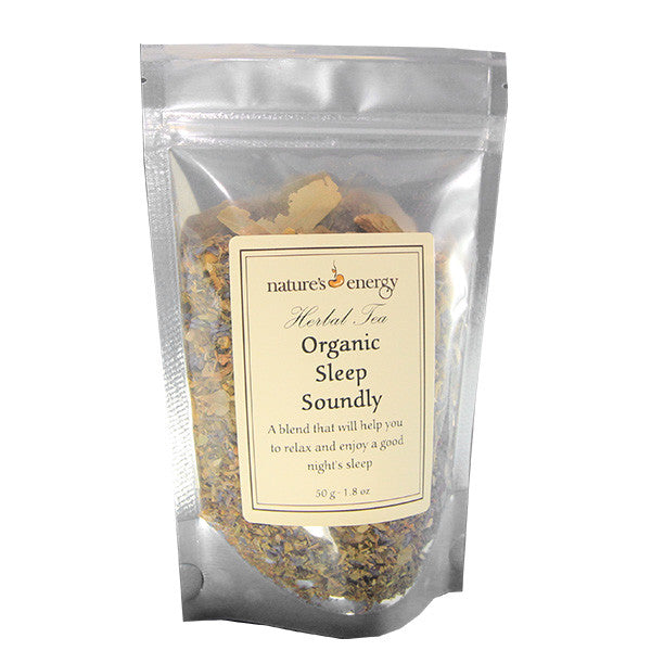 Organic Herbal Tea Blend - Sleep Soundly