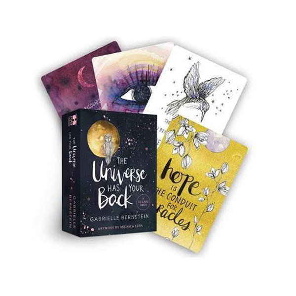 Universe Has Your Back Oracle Deck - Gabrielle Bernstein