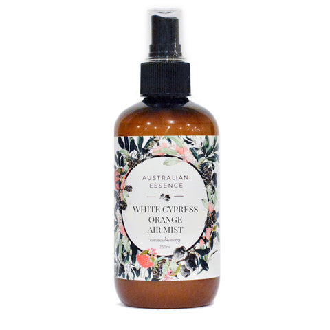 Australian Essence - White Cypress Orange Air Mist