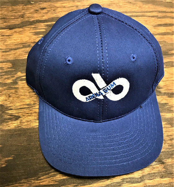 YOUTH royal blue cap