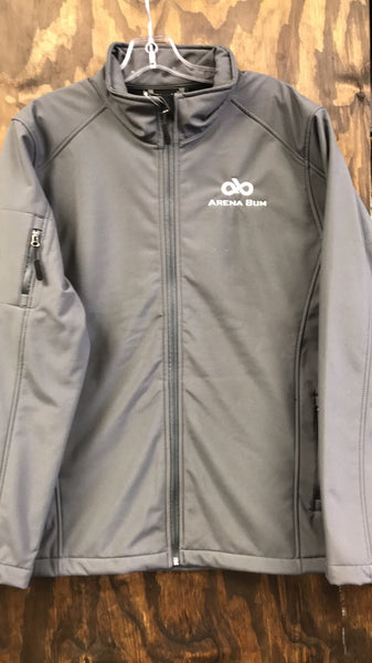 Charcoal Softshell Jacket