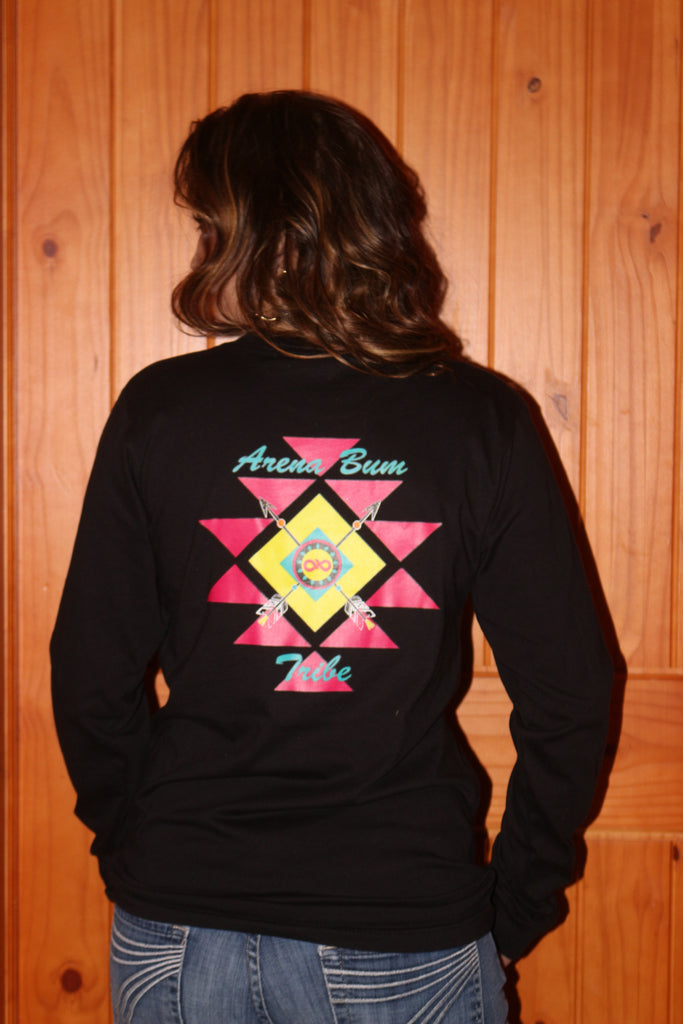 black tribe long sleeve-old style