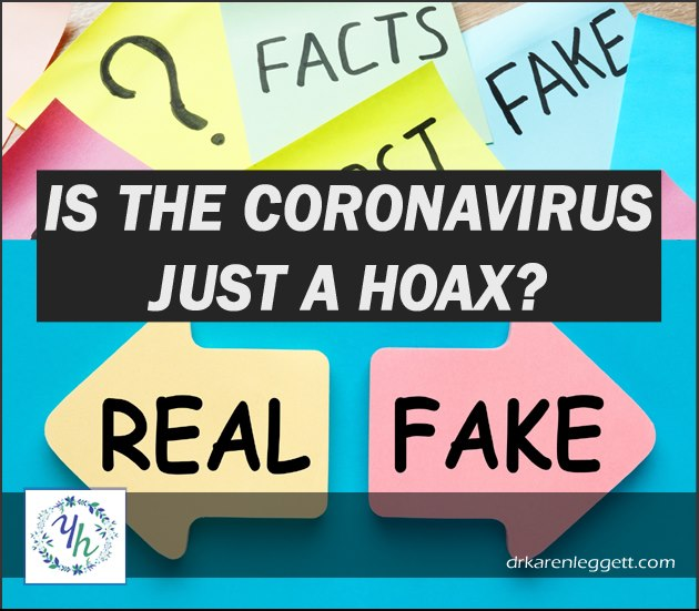 Is COVID-19 Illness Hyped up Fake of an Illness or a REAL Threat?