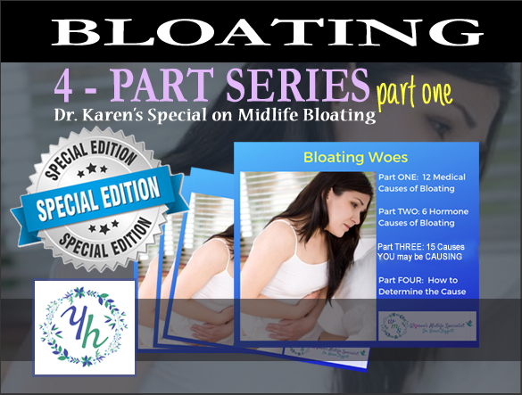 Bloating Woes Part 1: 12 Medical Causes of Bloating
