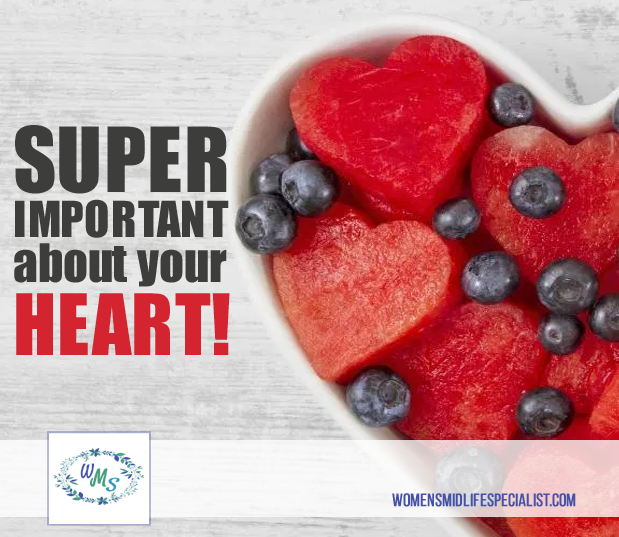 SUPER IMPORTANT! Estrogen HELPS Your Heart.