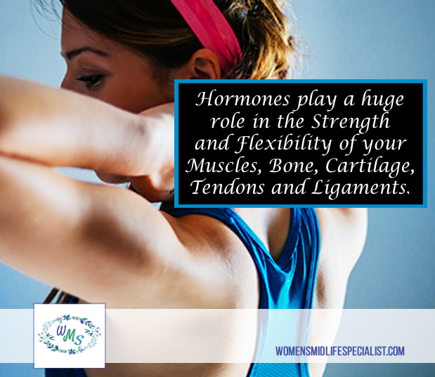 Without Adequate Levels of these Hormones,  your Bones and Cartilage can Weaken