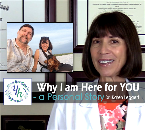 Why I am Here for YOU – a Personal Story