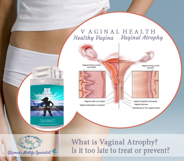 Dangers of Vaginal Atrophy