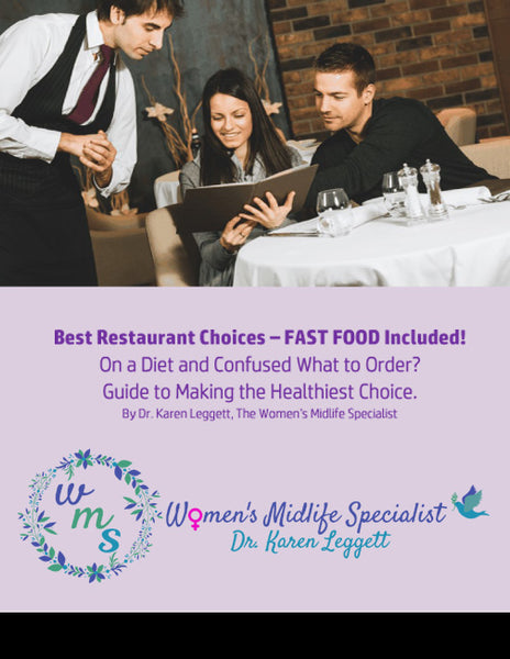 Best HEALTHY Restaurant Choices - FAST FOOD INCLUDED!