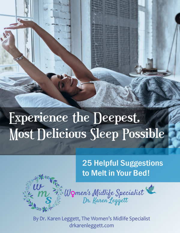 Experience the Deepest Most Delicious Sleep Possible