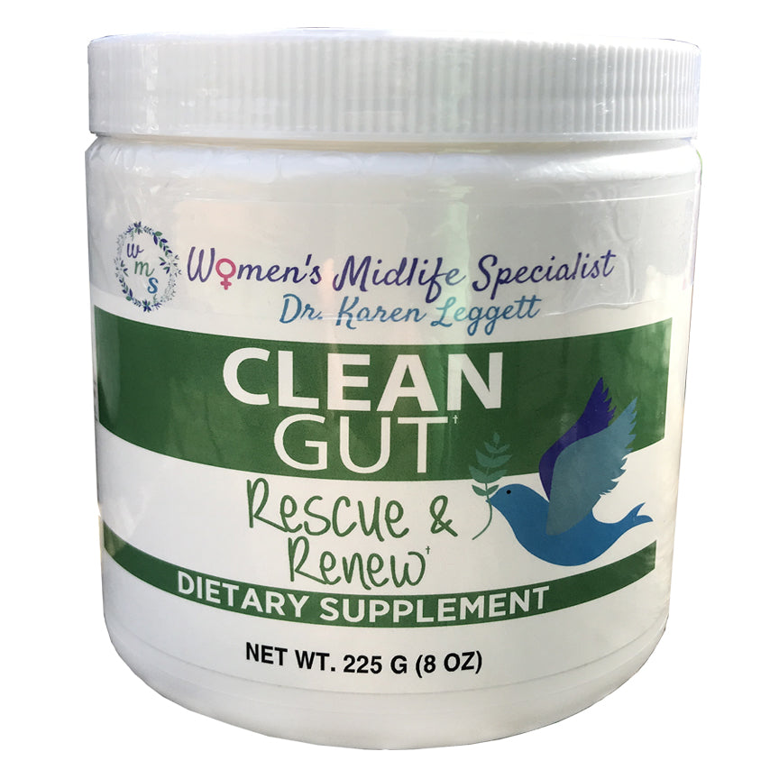 Clean Gut - Rescue and Renew
